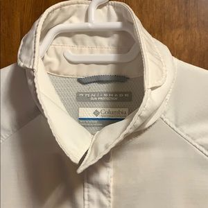 Columbia sun protection shirt